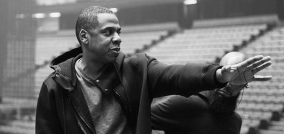 "4:44"" seems to be one of Jay-Z's most personal albums yet. [Image via YouTube/Hypebeast]"