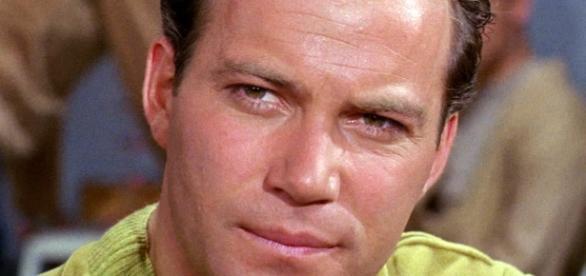 Willian Shatner, o eterno Capitão Kirk (Foto: Reprodução)