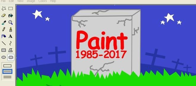 Adiós a Microsoft Paintbrush, mejor conocido como Paint