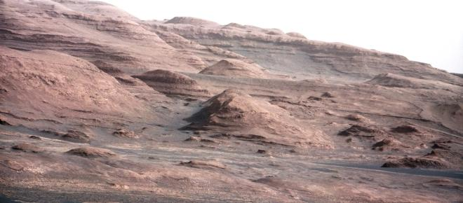 Did Mars ever have an ancient alien civilisation?