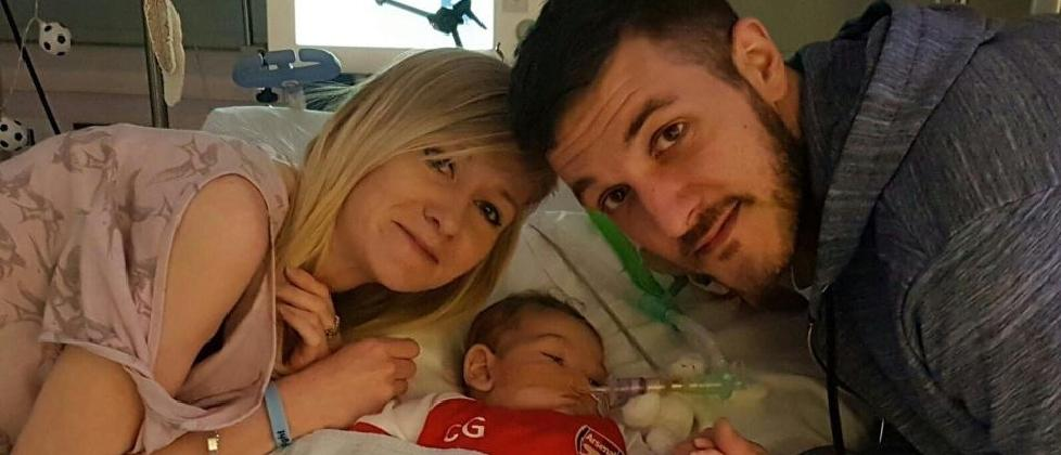 Charlie Gard's parents end court battle as their baby's time runs out