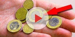 Algumas moedas valem muito dinheiro (Foto - Reprodução )
