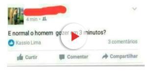 Mulher recebe uma resposta que não esperava ao fazer uma pergunta na rede social