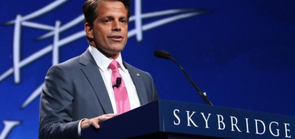 Anthony Scaramucci, licenziato dopo 10 giorni in carica come Direttore della Comunicazione della Casa Bianca