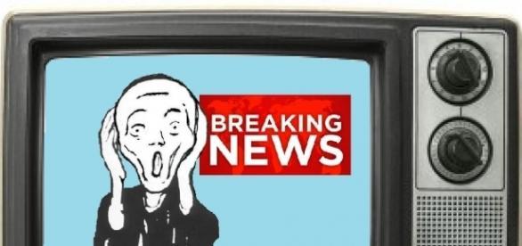 Breaking news image via Flickr