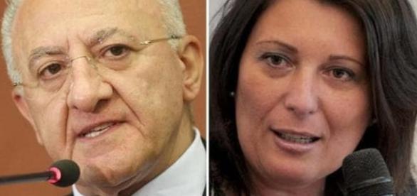 """Incendi in Campania, 5 Stelle denuncia De Luca: """"E' incompetente"""" - salernotoday.it"""