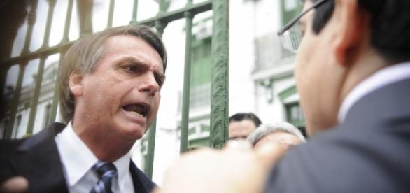 Jair Bolsonaro: Mito ou polêmico? (Foto:Reprodução/Facebook)