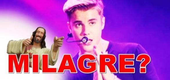 Justin Bieber interrompe carreira por Jesus - Google