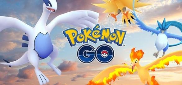 """Pokemon Go"" is already introducing new Legendaries, available until August. (Twitter/Pokemon Go)"
