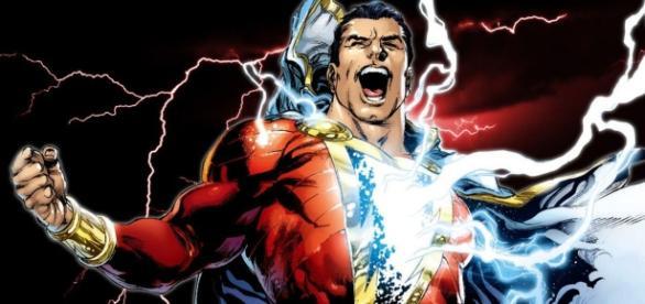 Shazam, personagem da DC Comics que chega aos cinemas em 2019
