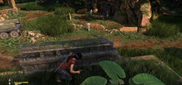 """Uncharted: The Lost Legacy"" reveals a new gameplay video - YouTube/PlayStation"