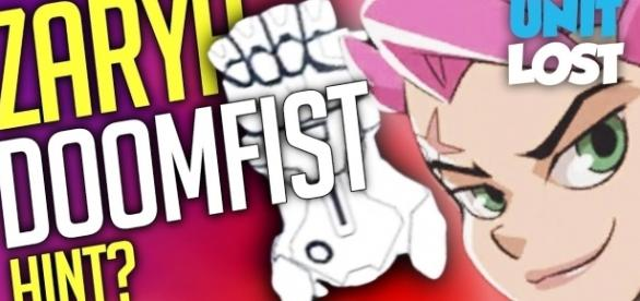 Zarya Comics? (Unit Lost - Great British Gaming / YouTube)