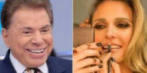 Fernanda Lima está em pé de guerra com Silvio Santos, chegando ao ponto de falar para ele se calar