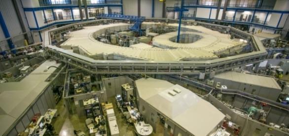 Acelerador de partículas em Campinas (Foto: Reprodução)
