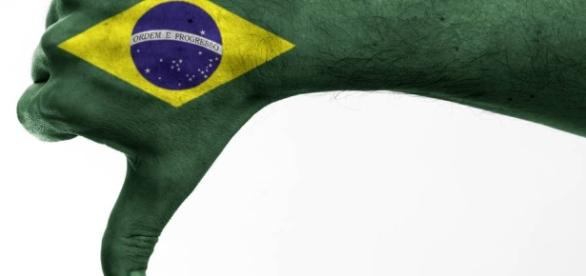 Economia brasileira em estado critico (Foto: Reprodução)