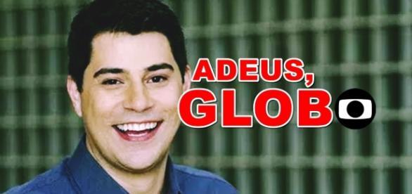 Evaristo confirma saída da Globo (Foto: Reprodução/ Montagem)