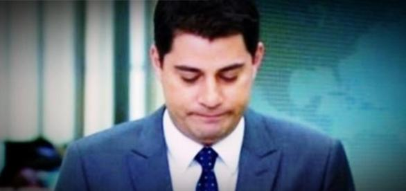 Evaristo Costa confirma saída do 'Jornal Hoje'