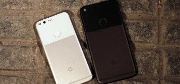 First 3D renders of Google Pixel 2 and Pixel XL 2 leaks / Photo via Maurizio Pesce, Flickr