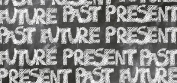 Free photo: Forward, Past, Present, Board, Font - Free Image on ... - pixabay.com