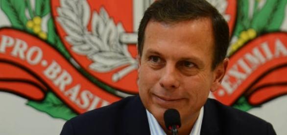 Prefeito de São Paulo, João Doria, se manifestou sobre declaração dada por Rodrigo Maia. ( Foto: Reprodução)