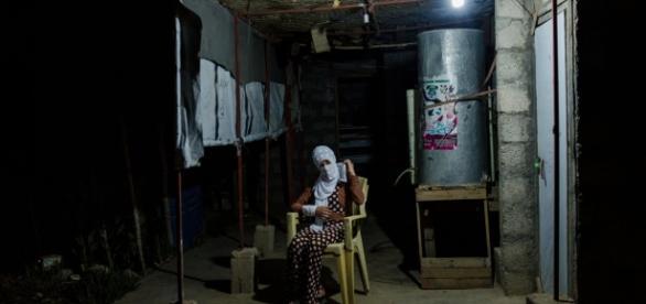 Souhayla, fata eliberată din sclavia ISIS după trei ani de abuzuri îngrozitoare - Foto credit: Alex Potter pentru The New York Times