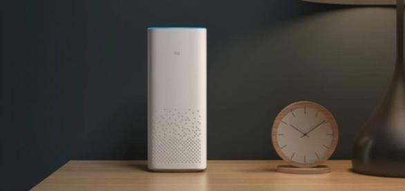 Xiaomi introduces Mi AI speaker / Photo via MIUI.com
