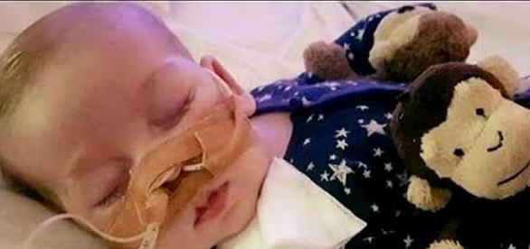 Charlie Gard dies one week before first birthday [Image: YouTube screenshot]