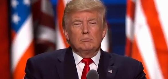 Donald Trump states that China does nothing to stop North Korea- Photo: YouTube