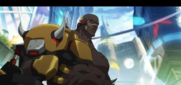 Doomfist - YouTube/PlayOverwatch Channel