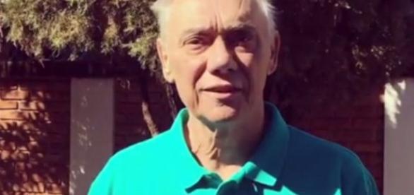Em vídeo, Marcelo Rezende fala sobre seu tratamento (Foto Internet)