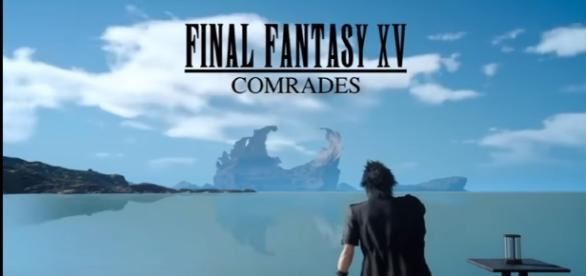 Final Fantasy XV Comrades - YouTube/HupCapNinja Channel