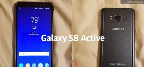 Galaxy S8 Active ditches the curved display? | Engadget Today YouTube/Engadget