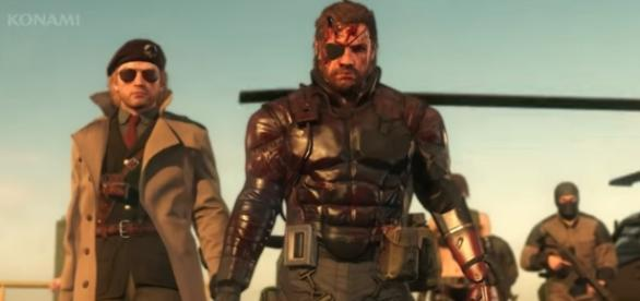 "Here are some tips and tricks for ""Metal Gear Solid V: The Phantom Pain"" to get solid start - YouTube/KONAMI公式"