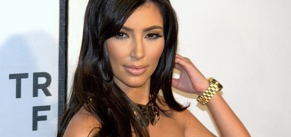 Kim Kardashian's surrogate is three-months pregnant [Image: commons.wikimedia.org]