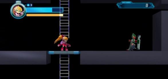 Mighty No. 9 Gameplay Footage | AllGamesBeta/YouTube