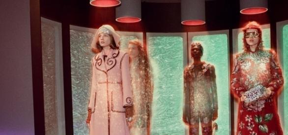 Nos teletransportamos a la nave Enterprise para conocer la nueva colección otoño/invierno de Gucci