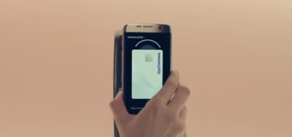 The contactless payment solution might be available even to non-Samsung users. (via SamsungPay/Youtube)