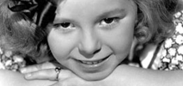 A atriz Patsy O'Connor ainda atriz mirim