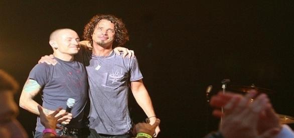 Chester Bennington e Chris Cornell, un'amicizia autentica oltre la vita...