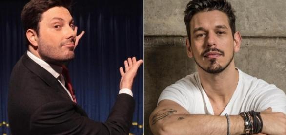 Danilo Gentili tem seu programa no mesmo horário do Fábio Porchat e não gostou das ofensas contra seu patrão