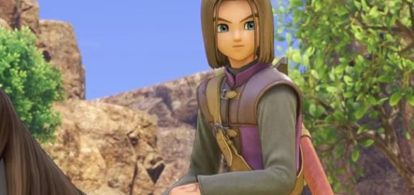 Dragon Quest XI Gameplay Trailer/ Izuniy/ Youtube Screenshot