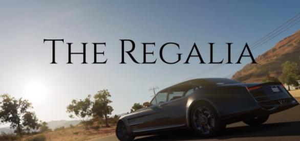 Forza Horizon 3 -- Introducing the Regalia - YouTube/Turn10Studios
