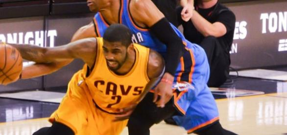 Kyrie Irving Image 	Erik Drost Wikimedia Commons