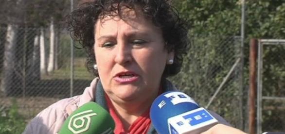 María Salmerón condenada por incumplir el régimen de visitas