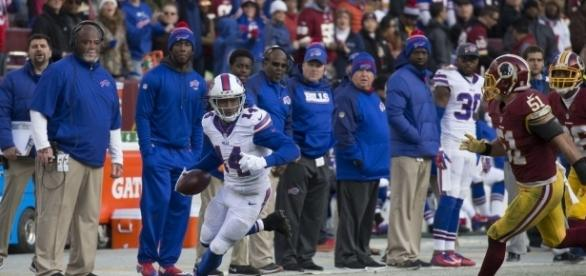 Sammy Watkins | Bills at Redskins 12/20/15 | Keith Allison | Flickr - flickr.com