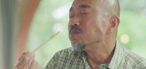 série japonaise Samourai gourmet