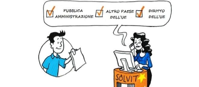 Solvit Italia, soluzione trovata per il 95% dei casi nel 2016