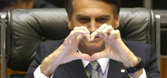 Bolsonaro é admirado por jovens