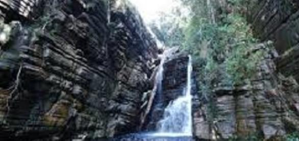 Cachoeira das maças - Itambé do Mato Dentro Mg