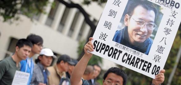 """零八宪章 - """"Charta 08"""": il Nobel a Xiaobo e la condanna del ... - dailystorm.it"""